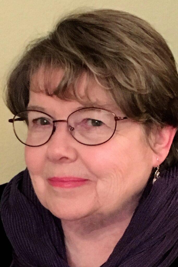 Author Virginia Parrish